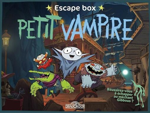 Escape Box: Petit Vampire