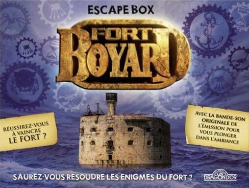 Escape Box: Fort Boyard