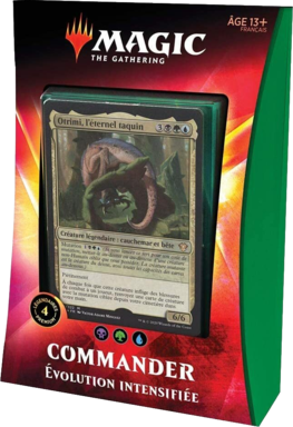 Magic: The Gathering - Commander - Évolution Intensifiée
