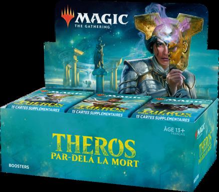 Magic: The Gathering - Theros Par-delà la Mort - Boosters