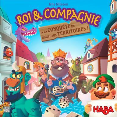 Roi & Compagnie: À la Conquête de Nouveaux Territoires !