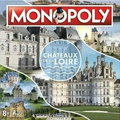 Monopoly: Les Châteaux de la Loire