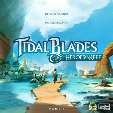 Tidal Blades: Heroes of the Reef