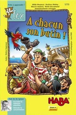 A Chacun son Butin !