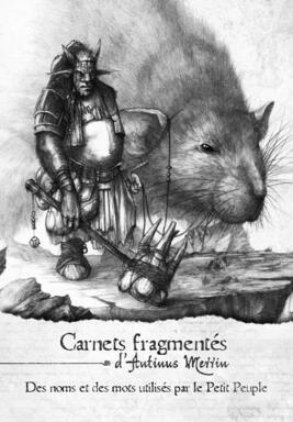 Les Oubliés: Carnets Fragmentés d'Antinus Merrin