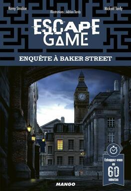 Escape Game: Enquête à Baker Street