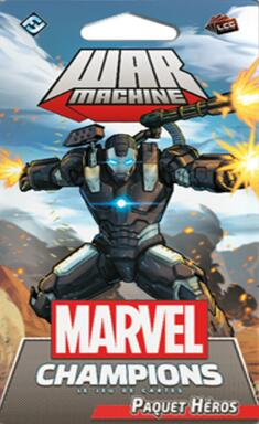 Marvel Champions: Le Jeu de Cartes - War Machine
