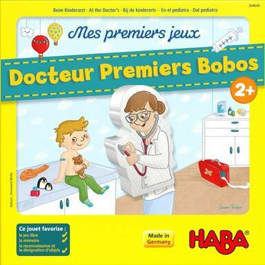Mes Premiers Jeux: Docteur Premiers Bobos