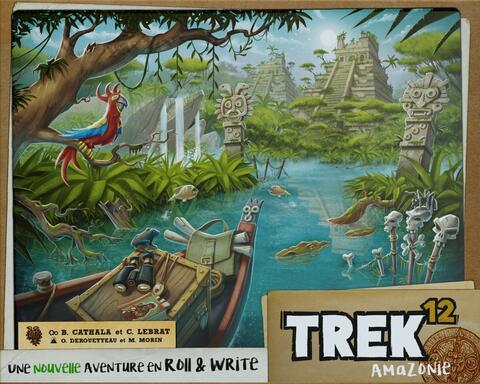 Trek 12: Amazonie