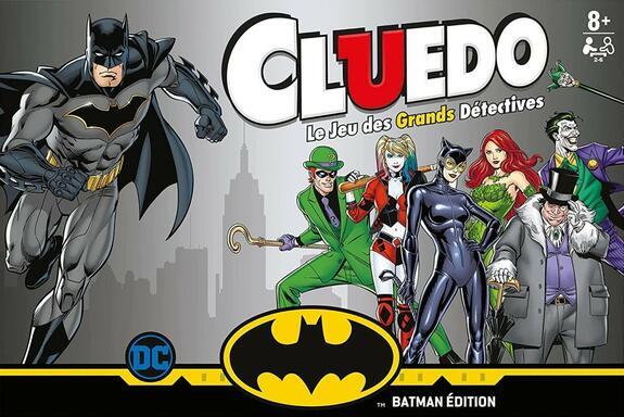 Cluedo: Batman Édition