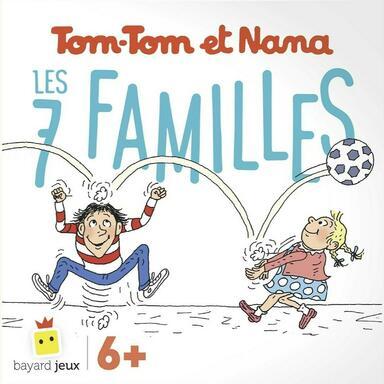 Tom-Tom et Nana: Les 7 Familles