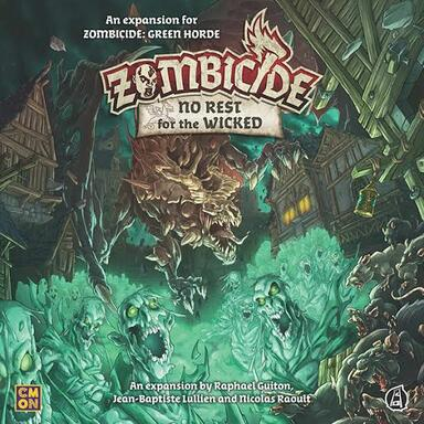 Zombicide: No Rest For The Wicked