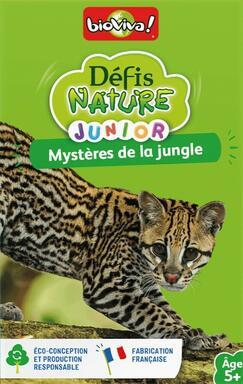 Défis Nature: Junior - Mystères de la Jungle