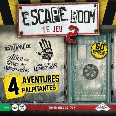 Escape Room: Le Jeu 2
