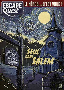 Escape Quest: Seul dans Salem