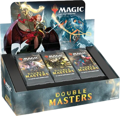 Magic: The Gathering - Double Masters - Boosters