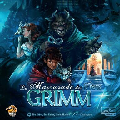 La Mascarade des Frères Grimm