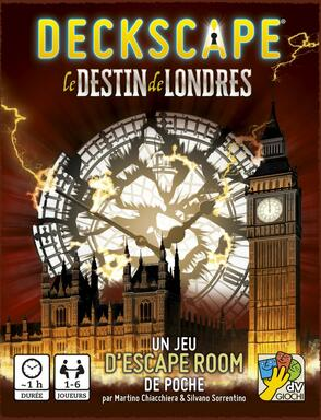 Deckscape: Le Destin de Londres