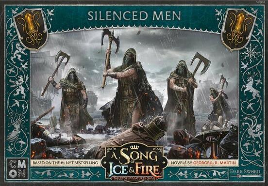 Le Trône de Fer: Le Jeu de Figurines - Hommes du Silence