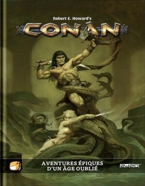 Conan: Aventures Épiques d'Un Âge Oublié