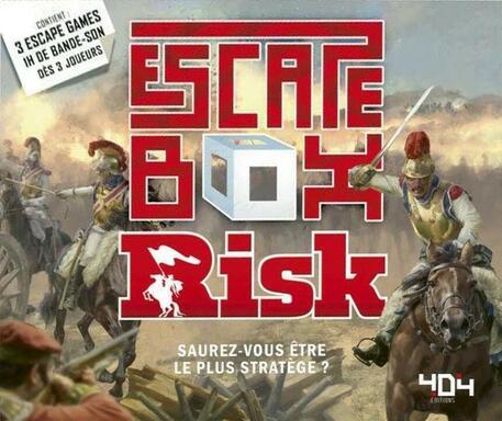Escape Box: Risk