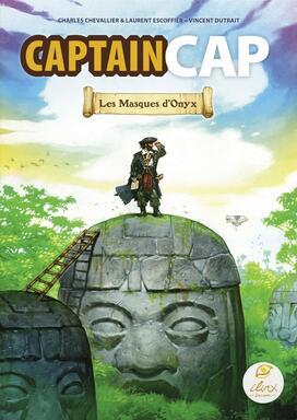 Captain Cap: Les Masques d'Onyx