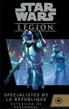 Star Wars: Légion - Spécialistes de la République