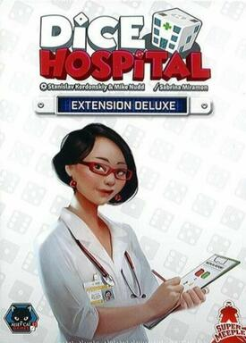 Dice Hospital: Extension Deluxe