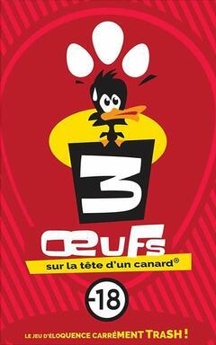 3 Oeufs sur la Tête d'Un Canard