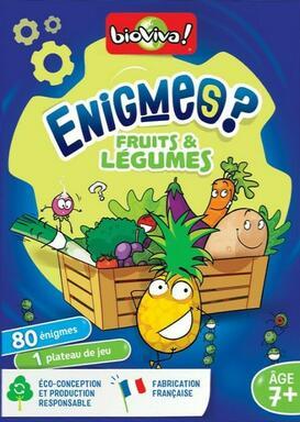 Énigmes ? Fruits & Légumes