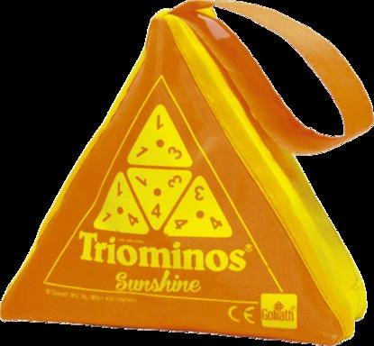 Triominos: Sunshine (Orange)