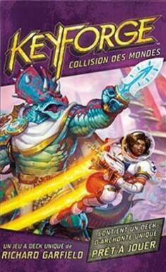 Keyforge: Collision des Mondes - Archon Deck