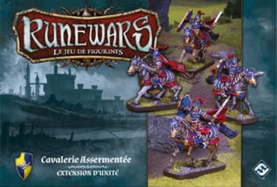 Runewars: Le Jeu de Figurines - Cavalerie Assermentée