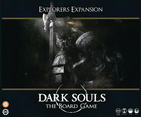 Dark Souls: The Board Game - Explorers