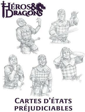 Héros & Dragons: Carnets d'États Préjudiciables