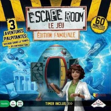 Escape Room: Le Jeu - Édition Familiale