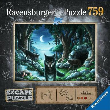 Escape Puzzle: Histoires de Loups
