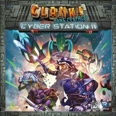 Clank ! Dans l'Espace ! Cyber Station 11
