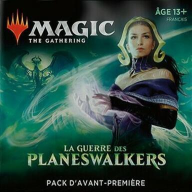 Magic: The Gathering - La Guerre des Planeswalkers - Pack d'Avant-Première