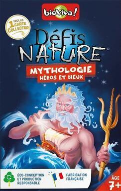 Défis Nature: Héros de la Mythologie
