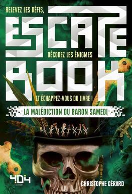 Escape Book: La Malédiction du Baron Samedi
