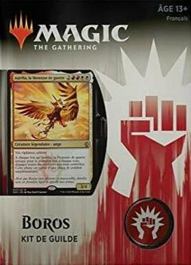 Magic: The Gathering - Boros - Kit de Guilde