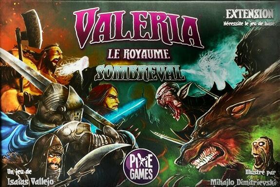 Valeria: Le Royaume - Sombreval