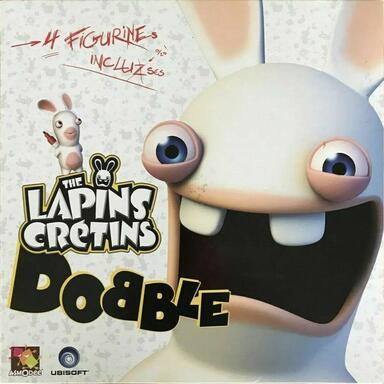 Dobble: The Lapins Crétins