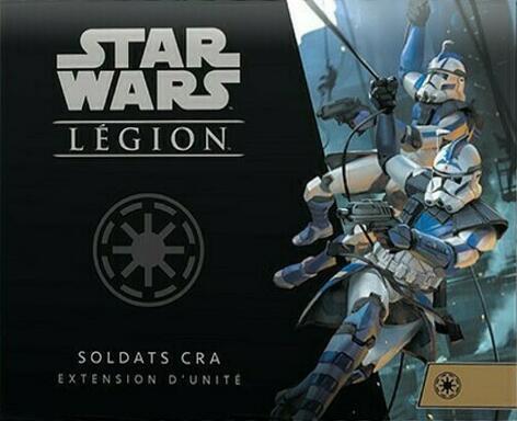 Star Wars: Légion - Soldats CRA