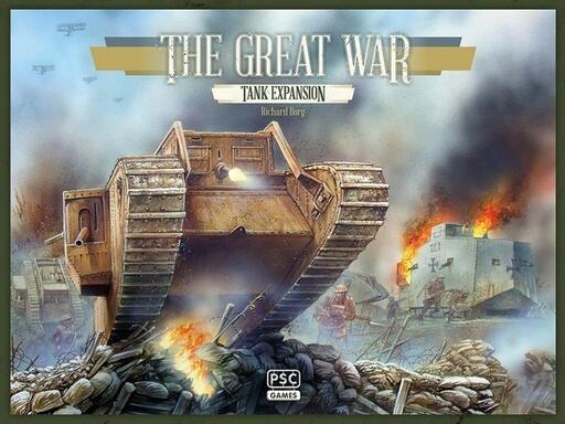 La Grande Guerre: Tanks