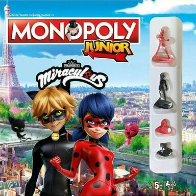 Monopoly: Junior - Miraculous