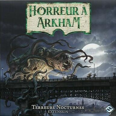 Horreur à Arkham: Terreurs Nocturnes