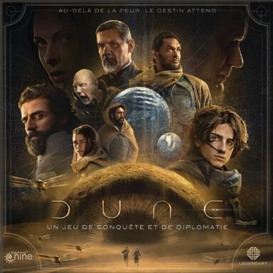 Dune: Un Jeu de Conquête et de Diplomatie