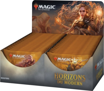 Magic: The Gathering - Horizons du Modern - Boosters